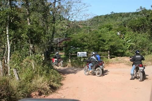 Mirantes Mototravel Weekend Trip: More dirt roads to Pedra Selada.