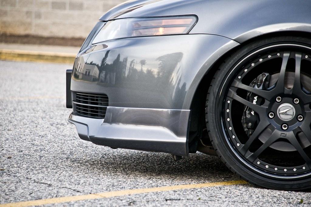 Where Can I Get Brake Caliper Covers Like This AcuraZine Acura - Acura tl brembo calipers