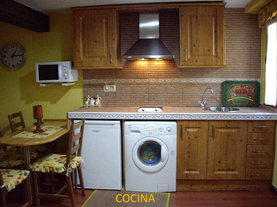 Cocina apartamentos Robledo
