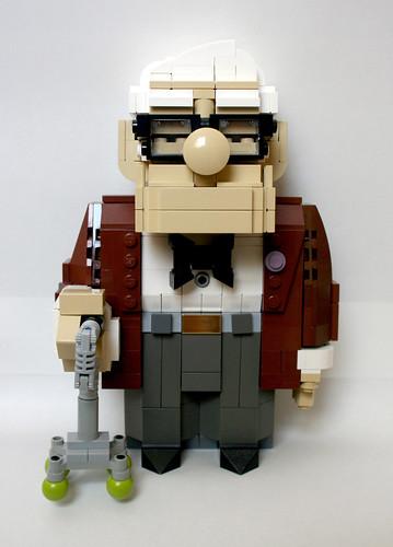 Carl aus Lego - Angus MacLane
