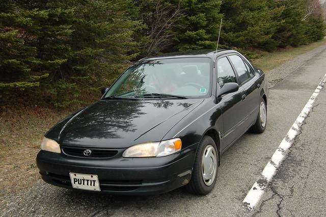 Toyota corolla ceres g type 1998