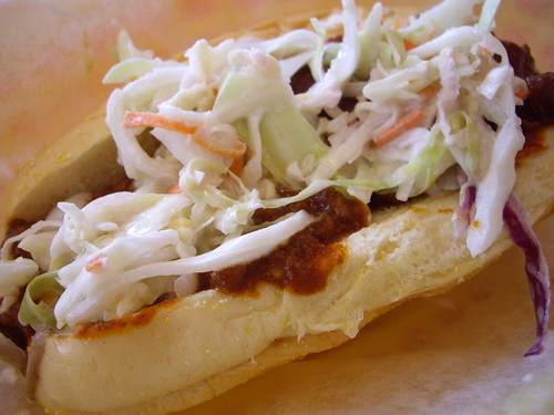 Southern Belle Hot Dog
