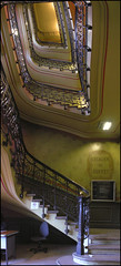 Escalier du Buffet (O Caritas) Tags: panorama paris france composite stairs photoshop europe december ledefrance 2006 stairway lobby staircase nikoncoolpix8800 letrainbleu dscn1227 dscn1225 dscn1224 1december2006 restaurantstairway dscn1228 atopanopro dscn1226 dscn1229 2006bypatricktpowerallrightsreserved aredelyons stairstothebuffet