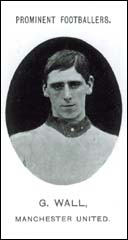 George Wall C1907 in change shirt