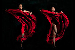 can-can (4) by thea0211 (teodora vlaicu) Tags: red black beauty dark dance women dancers stage event passion cancan sensuality frenchcancan transylvaniaoradea