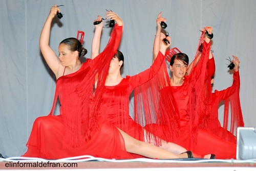 Festival fin de curso de la Escuela de Música y Danza, Melilla 070