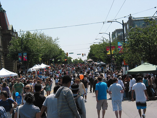 Main Street Car-Free Day Festival 2009