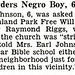 White Pastor orders 6yr Old Darrell Johnson Out of Church Because He is Black - Jet Magazine, April 16, 1953