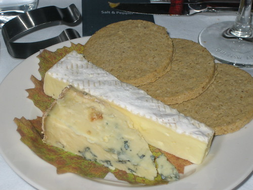 Cheese Course in Club World
