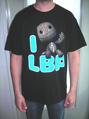 LittleBigPlanet - New Shirt