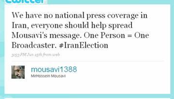 mousavi tuit