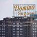 Baltimore Domino Sugar Sign