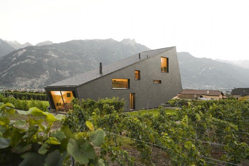 Zwitserland huis