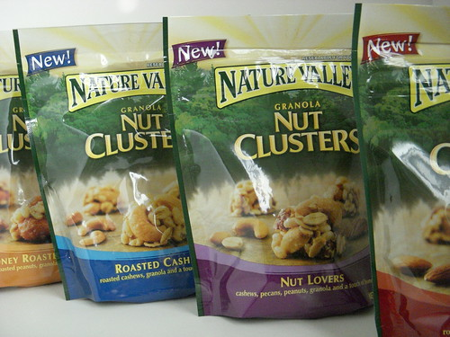 Nature Valley Granola Nut Clusters