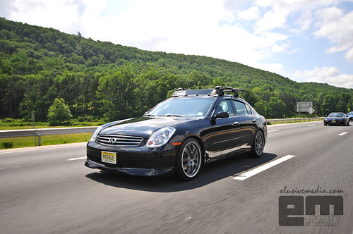 Pic Request G With Roof Rack Infiniti