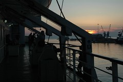 croatian ferry july 2009 125 (milolovitch69) Tags: sunset sea ferry dawn croatia adriatic ancona july2009