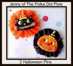 Polka Dot Pixie DP