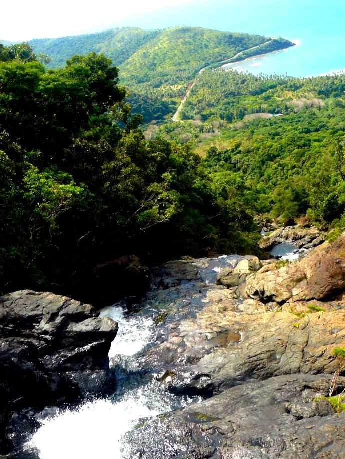 Cascade de Kokingone