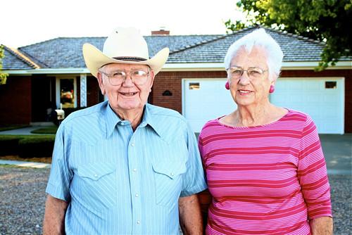 Grannie & Papa - 1
