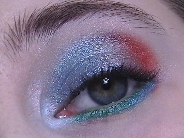 its my mind extreme makeup looks