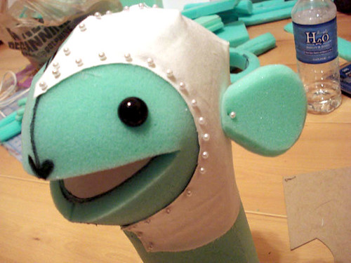 First Puppet Progress