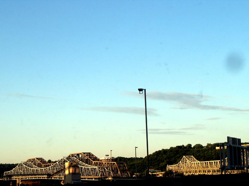 Parker Flats view