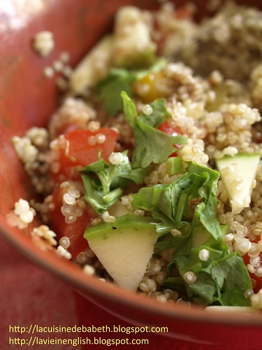taboule quinoa