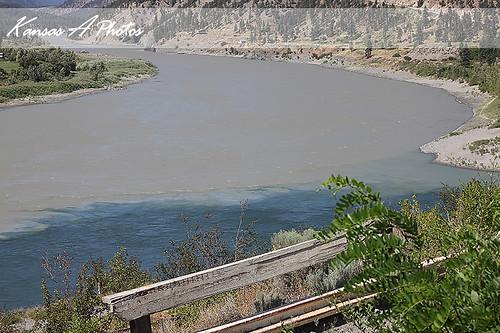 The Fraser & the Thompson River