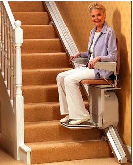 bedco stair lift wheelchair
