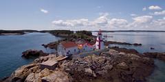 East Quoddy Head Light; Campobello Island, New Brunswick, Canada (Evan Reinheimer - Kite Aerial Photography) Tags: lighthouse canada aerial newbrunswick kap campobelloisland eastquoddy quoddy quoddyloop wbnawcnnb