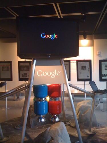 Google Moon Prop