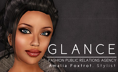 GLANCE businesscard_Amalia Foxtrot