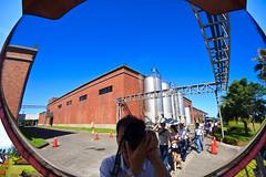 I love blue sky sans heat (Shenghung Lin) Tags: factory taiwan whisky yilan  kavalan