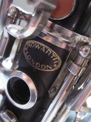 Howarth S2 oboe