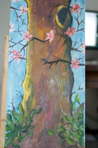 Beth Allen Painting