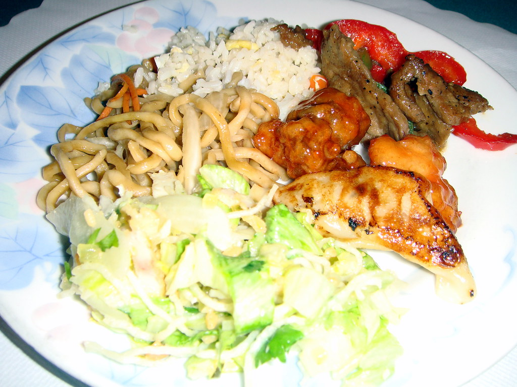 Buffet Plate Omnivore
