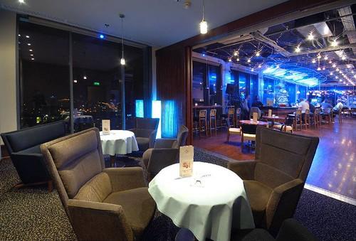 Qubus Hotel Prestige Katowice - Sky Bar