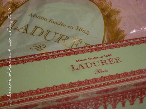 Macarons - Ladurée, Paris