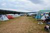 Highfield 2009 Campingplatz