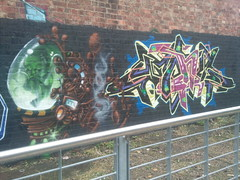 newcsl09 si2,mane (HULL GRAFFITI) Tags: newcastle graffiti eyes mane vosp si2 mrzee raler