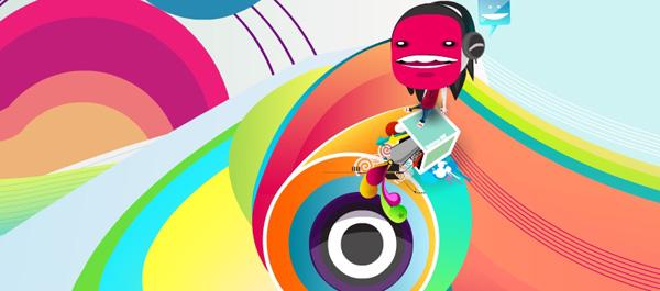 Esses exemplos de websites coloridos mostram vários tipos de cores