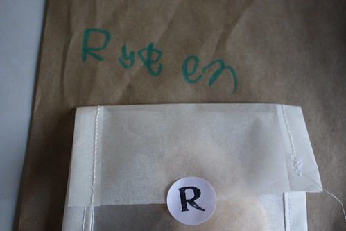 Lunch Bag Sticker