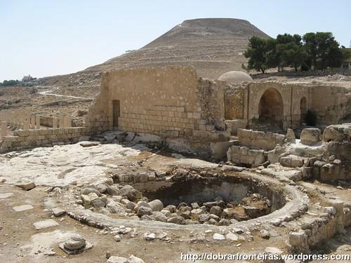 Herodium, Palácio de Herodes na Palestina