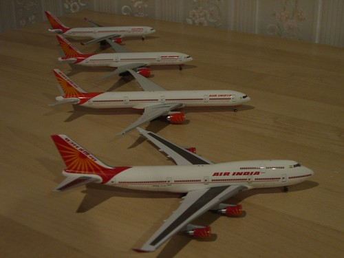 Air India fleet | Flickr - Photo Sharing!