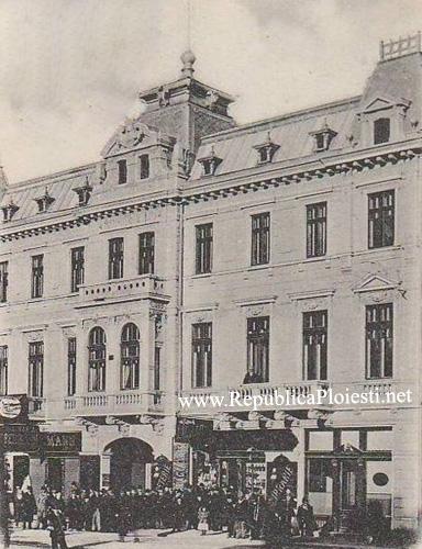 Palatul Cooperativa - 1901