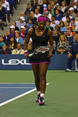 Serena Williams, 2009 US Open