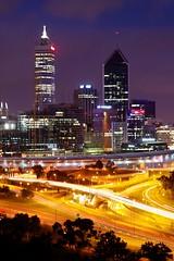 20090905-115-Perth night CBD (Roger T Wong) Tags: night evening australia perth wa cbd kingspark westernaustralia canonefs1755mmf28isusm canon1755 canoneos50d