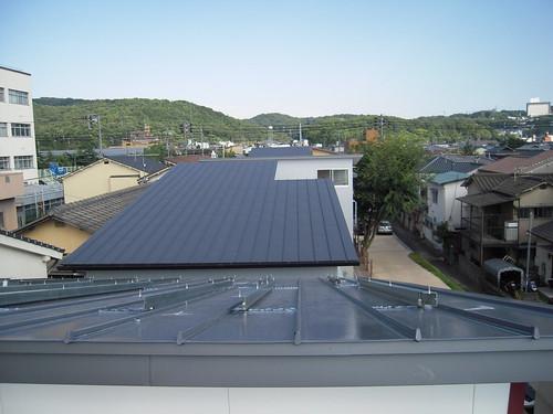 太陽光発電工事090924