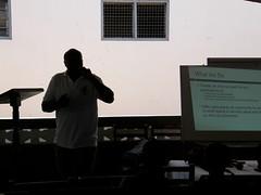 Kamau presents YE,A to students (adams_adr) Tags: ye alauncharmedforcessectechschool