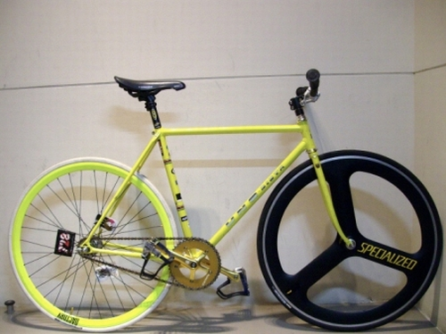 Stolen bicycle in Osaka
